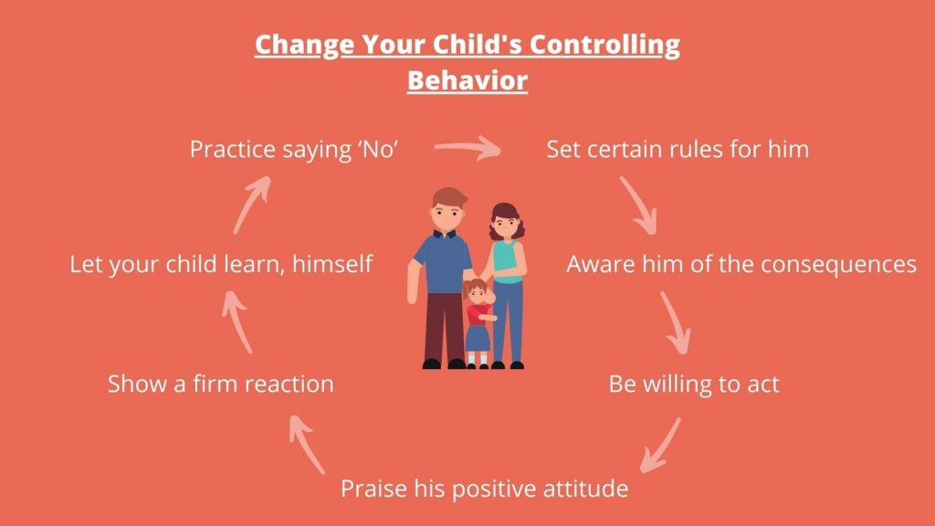 How to Change Child's Controlling Behavior