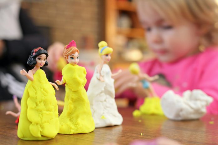 Princess toys for toddlers