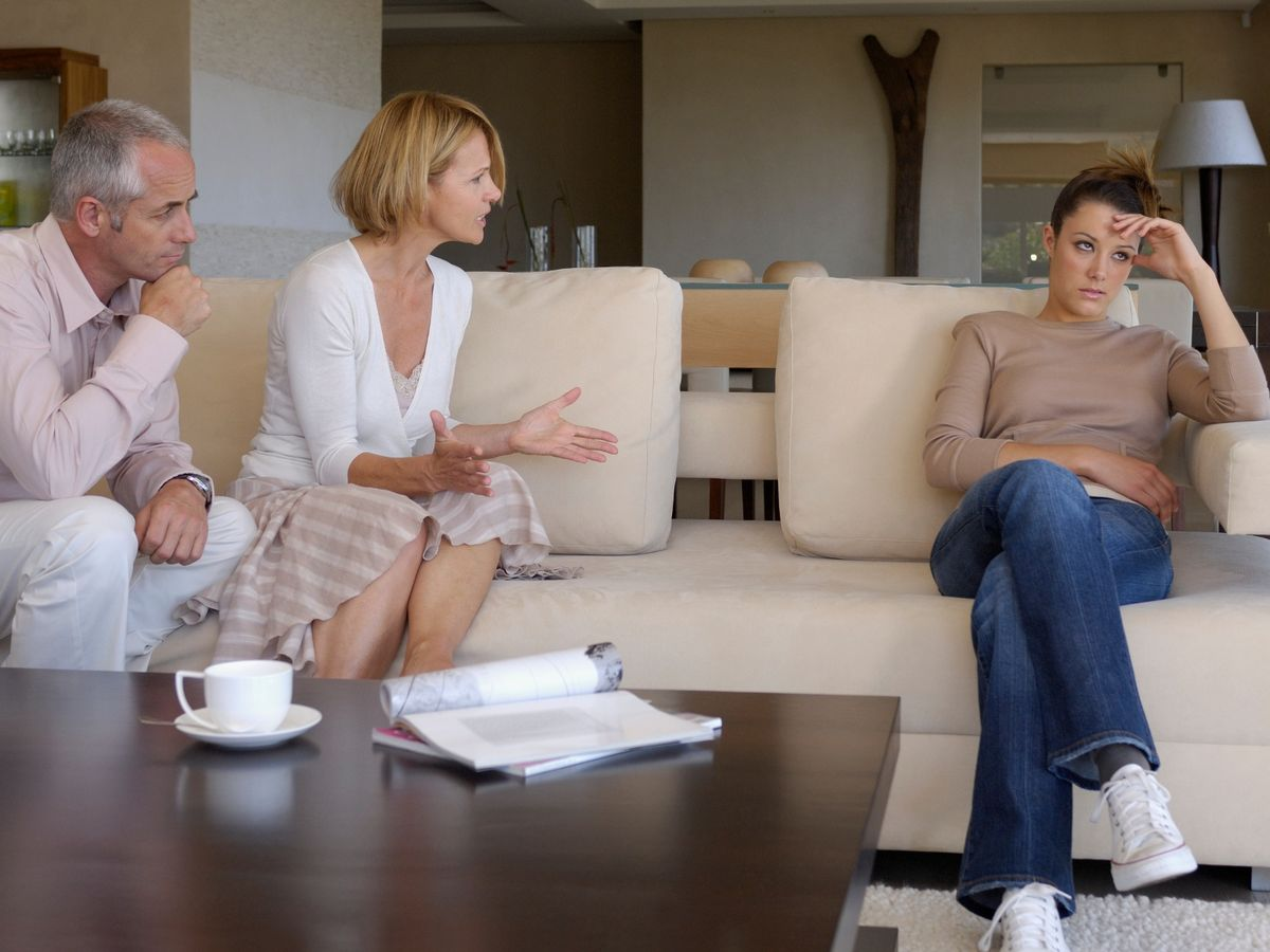 Parents having setting boundaries for grown child who makes bad decisions